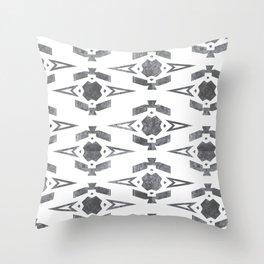 Roam Oklahoma Throw Pillow