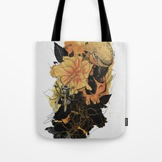 Pollination Fire Tote Bag
