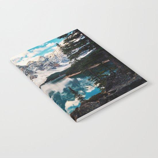 Moraine Lake Notebook