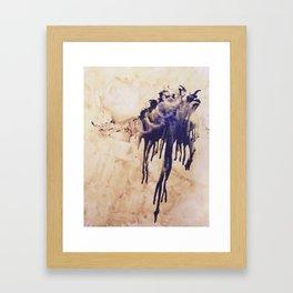 Unbound. Framed Art Print