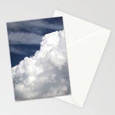 Cumulus Clouds Stationery Cards