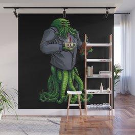 boss-monster tshirt Wall Mural