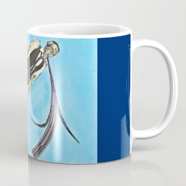 Blue Rain Black Sun Coffee Mug