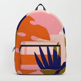 Tropical island II Backpack