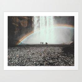 Iceland 16 Art Print
