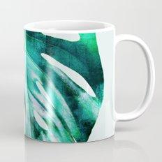 Monstera 2 Geometry Mug