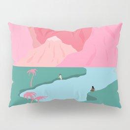 Girls' Oasis Pillow Sham