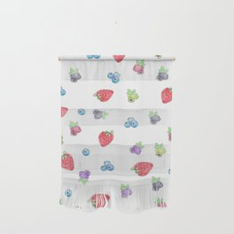 Country Berries Wall Hanging