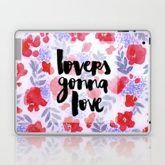 Lovers [Collaboration with Jacqueline Maldonado] Laptop & iPad Skin