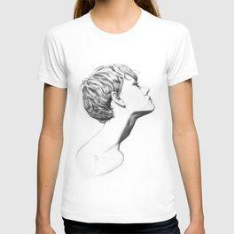 Short Hair T-shirt