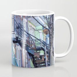 Montreal Local Color Coffee Mug