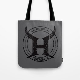 HEMI - H Crest - Black Tote Bag