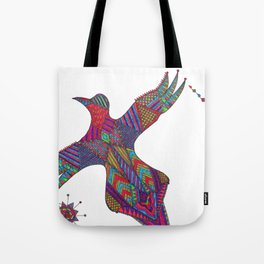 Color for Life Tote Bag