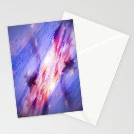 Sunset Swirl Stationery Cards
