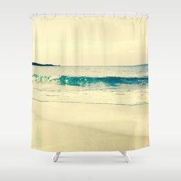 Kapalua Gold Shower Curtain