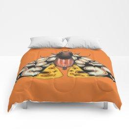 moth (ORIGINAL SOLD). Comforters