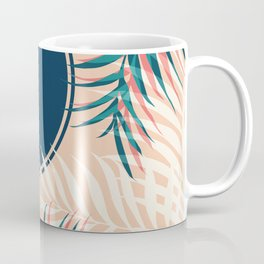 Tropical Sun #society6 #decor #buyart Coffee Mug