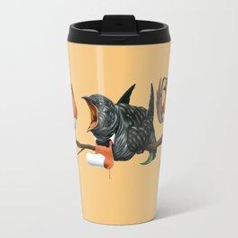 Cock Robin (Colour) Travel Mug