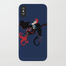 Mother of dragons Slim Case iPhone X