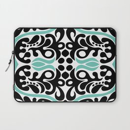 C13D Swirl Pattern Laptop Sleeve