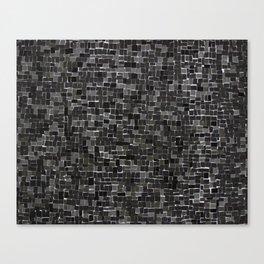 space mosaic Canvas Print