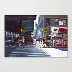 Queens, NYC Canvas Print
