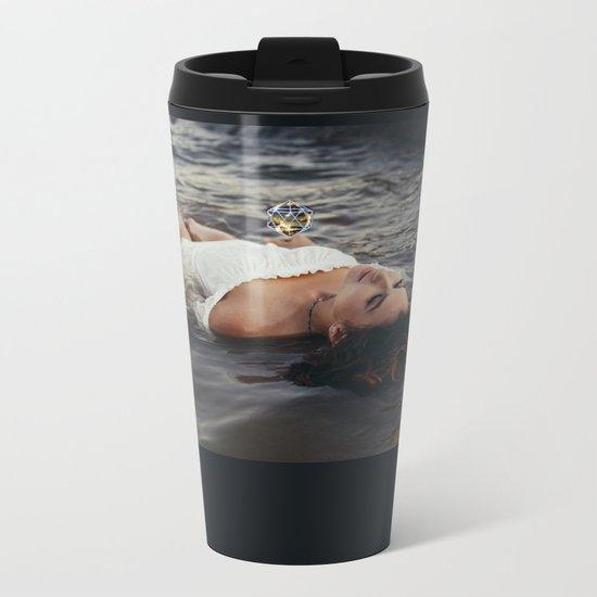floating light Metal Travel Mug