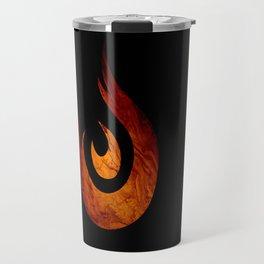 the Fire Travel Mug