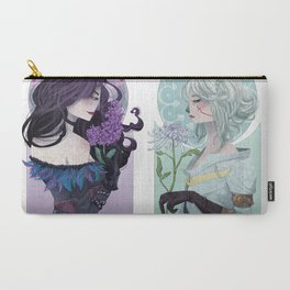 The Crow & The Swallow Carry-All Pouch