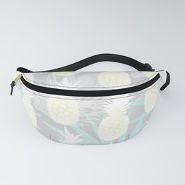 Elegant Pineapple Tropical Beach Pattern Fanny Pack