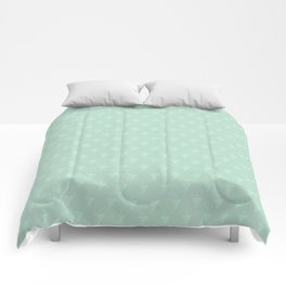 White Wine Grape Pattern Comforters