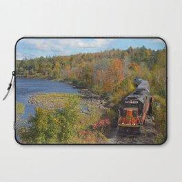 Adirondack Mountain Scenery Laptop Sleeve