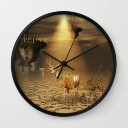 The dramworld Wall Clock