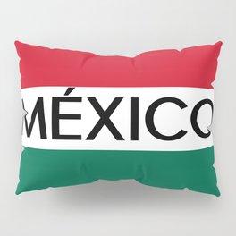 Mexico Pillow Sham