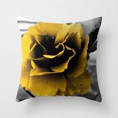 Curse of the Golden Flower Throw Pillow
