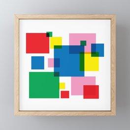 New Year 18 Framed Mini Art Print