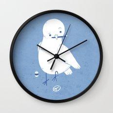 Peaceful painting Wall Clock