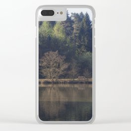 Spring at the Pike Clear iPhone Case