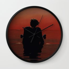 Harry Styles Sign of the times Wall Clock