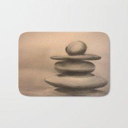 Serenity stones Bath Mat