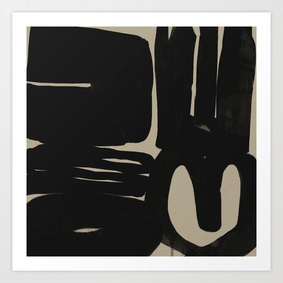 UNTITLED#75 Art Print