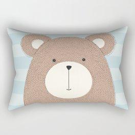 Beary cute, sweet collection Rectangular Pillow