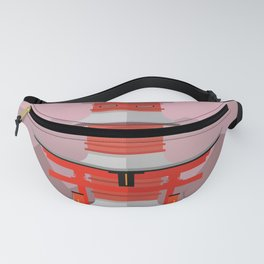 Japanese Arch Fanny Pack