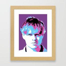 Bearface Framed Art Print