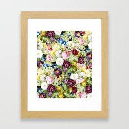 Garden of Eden #society6 #decor #buyart Framed Art Print