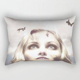 The 100 - Clarke Rectangular Pillow