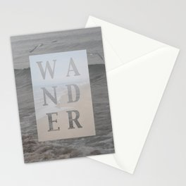 Wandering Stationery Cards