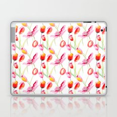 Watercolor Floral Laptop & iPad Skin