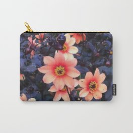 Dahlias' Sunset in August Carry-All Pouch
