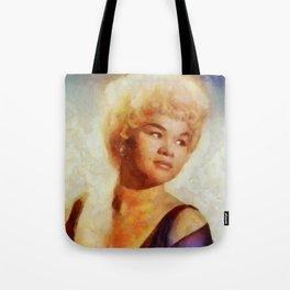 Etta James, Music Legend Tote Bag